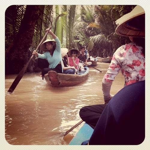 ベトナム ホーチミンにいます