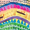 CDジャケット / yupitalk 「とかげの街EP」